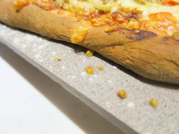 Parmesan Pizza Crust