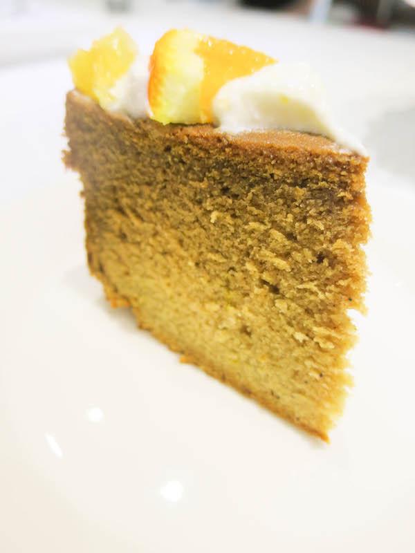 Honey & Orange Cake