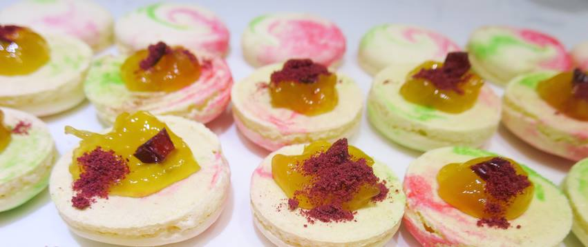 Fruity Macarons
