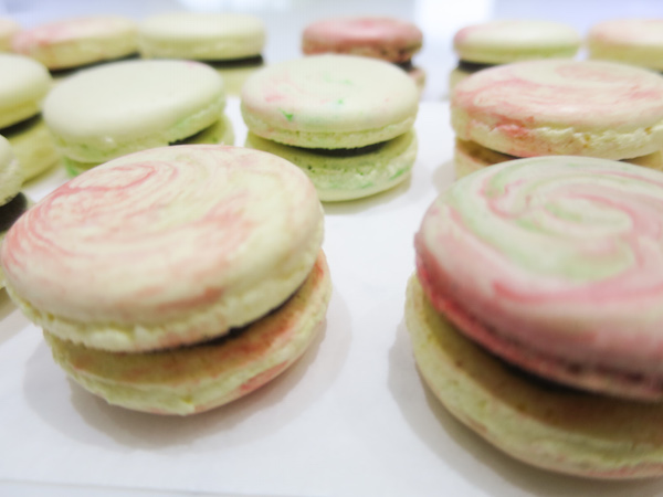 Fruity Macarons