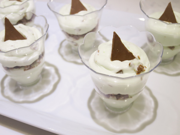 Sugar Free Mint-Chocolate Mousse